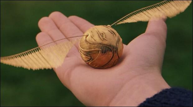 Et pour finir...Quel est le nom de cet objet ? (Utilisé dans les matchs de Quidditch)