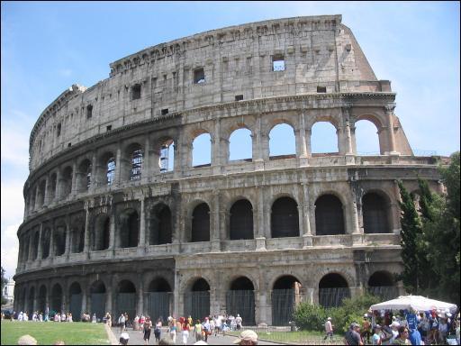 Quel est ce monument de l'époque romaine ?