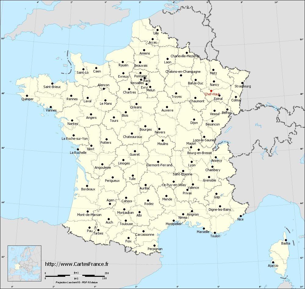 Les grandes villes de France (1)