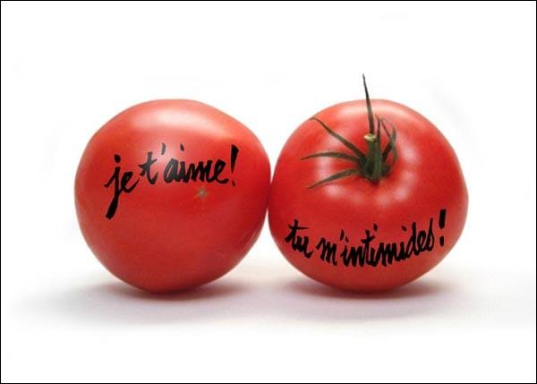 La tomate est un fruit.