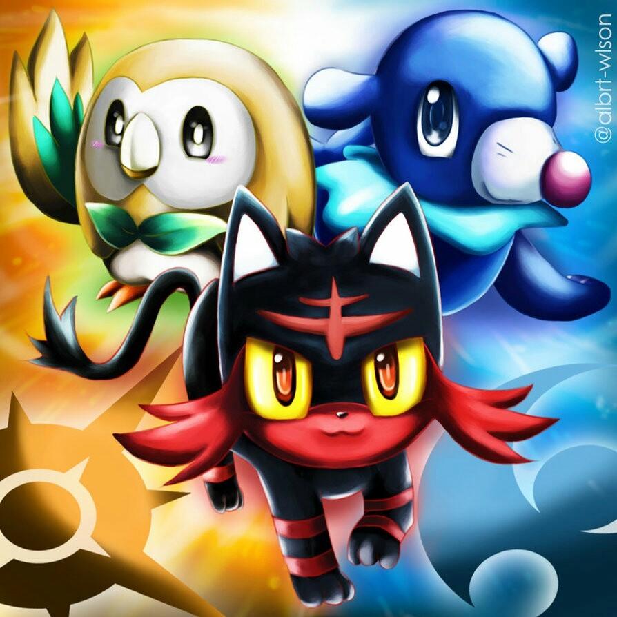 Quel Pokémon Soleil et Lune es-tu ?