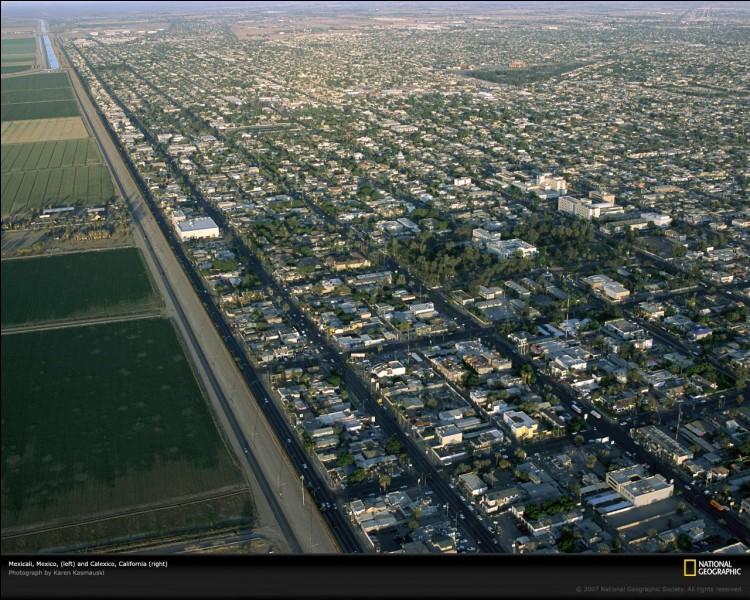 Quel fleuve traverse Albuquerque, Santa Fe côté américain et Ciudad Juárez côté mexicain ?