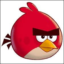 Dans quel jeu vidéo trouve-t-on cet oiseau rouge ?