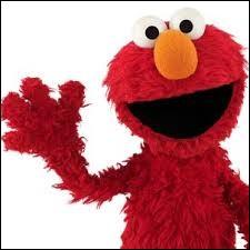 Dans quelle émission télévisée américaine voit-on la marionnette Elmo ?