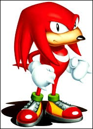 """Comment s'appelle ce personnage de l'univers du jeu vidéo """"Sonic"""" ?"""