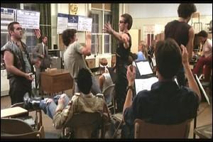 Un professeur de musique se heurte à la violence de ses élèves ...