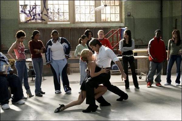 Rien ne vaut les danses de salon pour apprendre le respect de soi et des autres ...