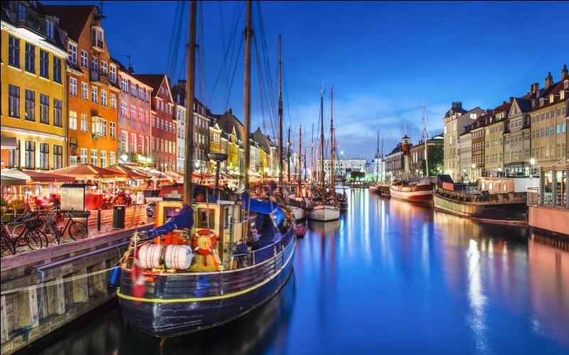 Je suis le symbole de Copenhague. J'ai été vandalisé(e) de nombreuses fois. Que suis-je ?
