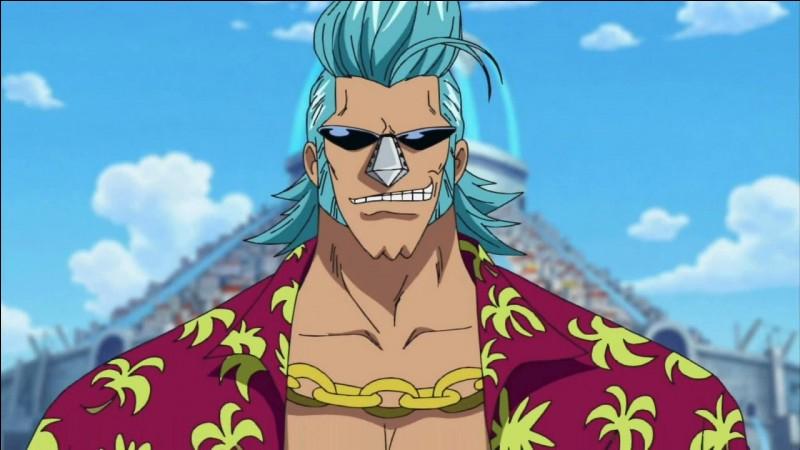 Quel est son poste dans l'équipage de Luffy ?