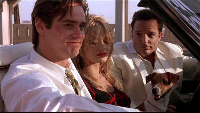 Un film de Chuck Russell, sorti en 1994, avec Jim Carrey et Cameron Diaz :