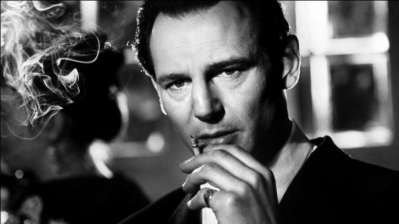 Un film de 1993, réalisé par Steven Spielberg, avec Liam Neeson et Ben Kingsley :