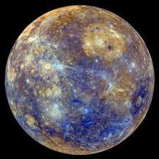 Quel est le classement de Mercure par rapport au Soleil ?