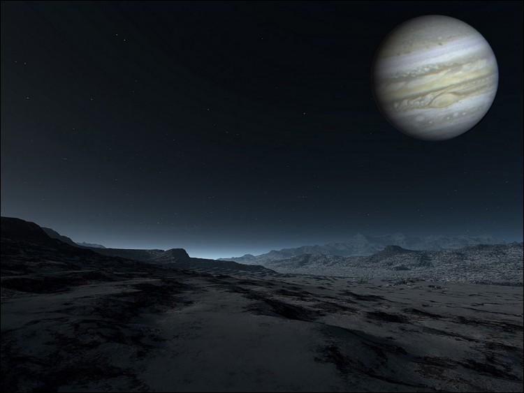 Quel est le classement de Jupiter par rapport au Soleil ?