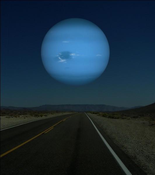 Quel est le classement de Neptune par rapport au Soleil ?