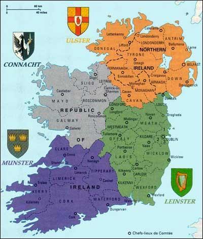 En quelle année l'Irlande est-elle devenue membre de l'Union européenne ?