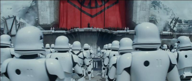 """Sans """"Star Wars"""" qui est le """"Suprême Leader"""" du Premier Ordre ?"""