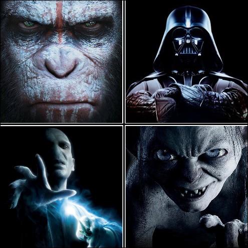 Question Bonus : Quel est le seul acteur qui est au casting de 3 de ces sagas ?