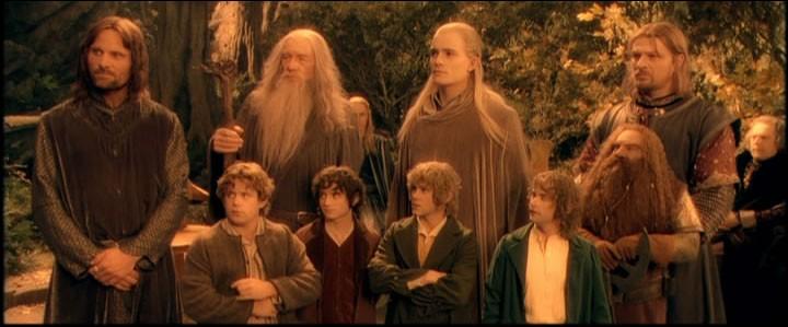 Lequel de ces personnages ne fait pas partie de la Communauté de l'Anneau ?