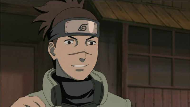 Naruto - Personnages masculins (3)