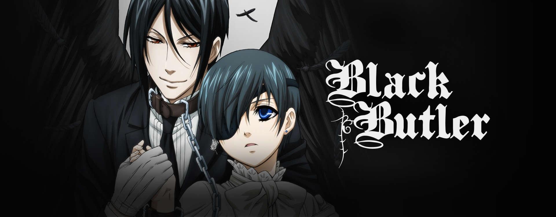 Quel personnage de 'Black Butler' es-tu ?