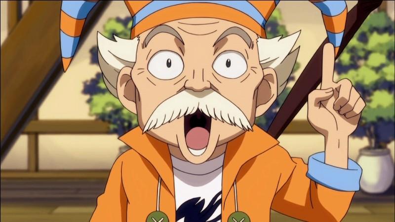 Comment s'appelle le maître de la guilde de Fairy Tail ?