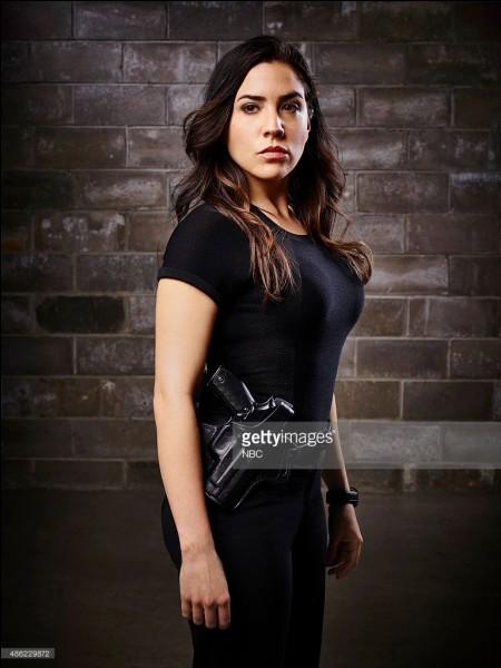 Quel personnage joue Audrey Esparza ?