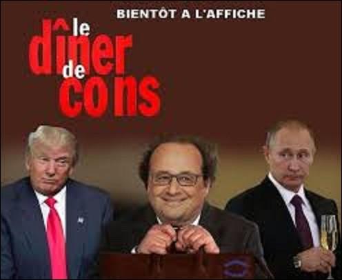Cinéma : Je commence facile. Dans le film le ''Dîner de cons'' de Francis Veber, sorti en 1998, quel acteur joue le rôle de François Pignon, employé du ministère des Finances qui se passionne pour les constructions de maquettes en allumettes ?
