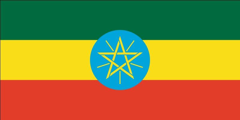 À quel pays associe-t-on ce drapeau ?