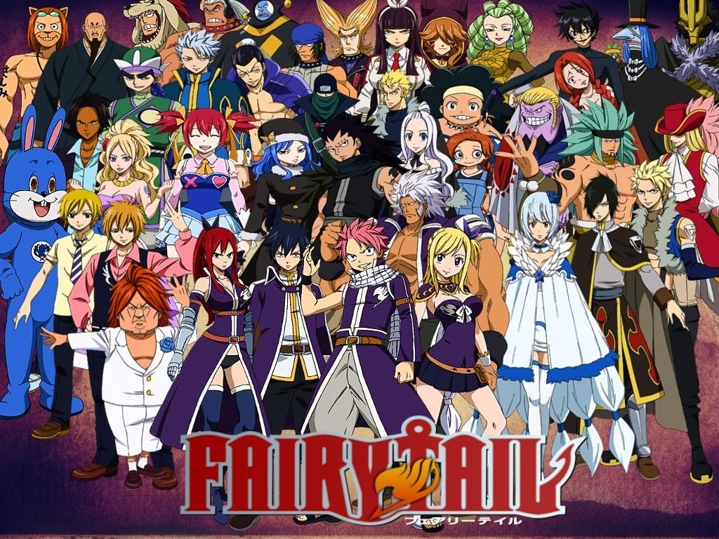 Qui est ta petite amie dans 'Fairy Tail' ?