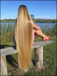 Sa particularité est d'avoir de très longs cheveux. De qui s'agit-il ?