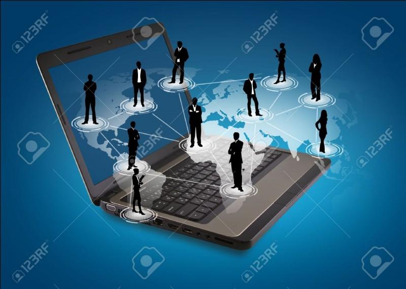 Quel réseau social préfères-tu ?