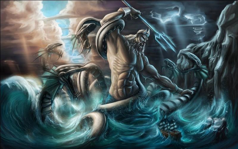 Mythologie - De qui Héphaïstos serait-il le fils ?