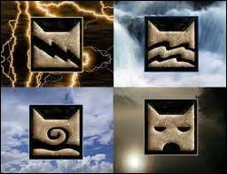 Quels sont les quatre clans ?