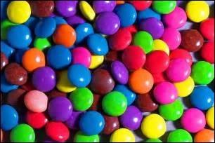 Quizz - Quel est le nom de ces bonbons ?