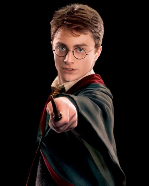 Quelle est la forme de la cicatrice d'Harry ?
