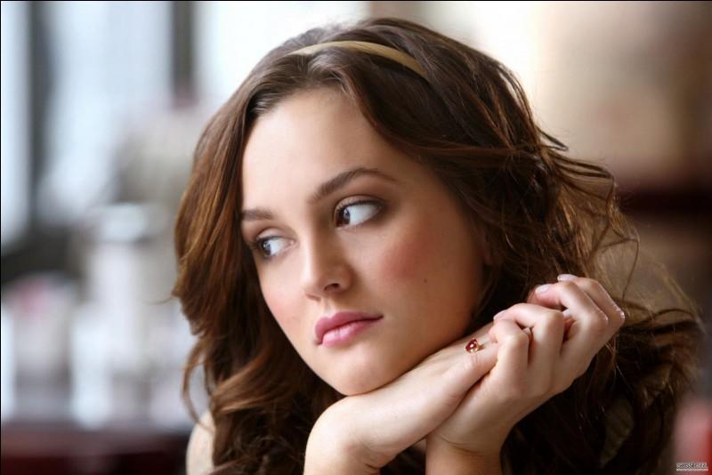 Qui est l'idole de Blair ?
