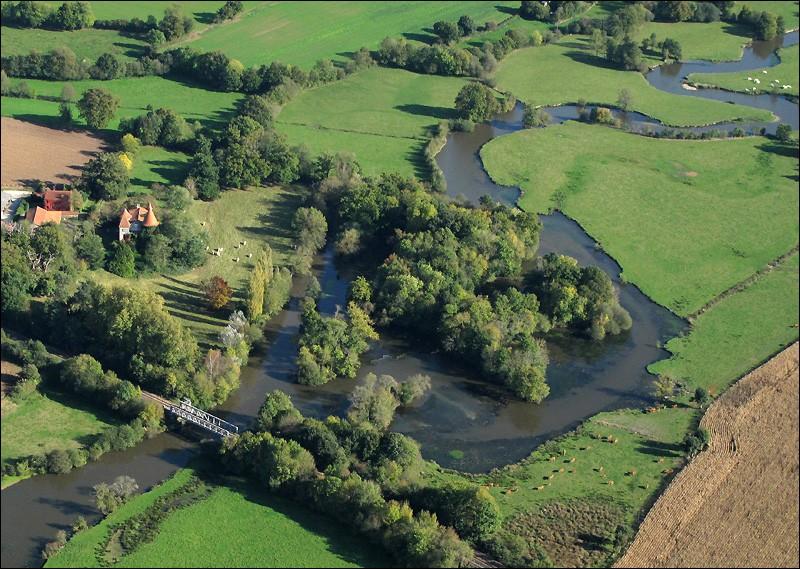 Quelles sont les deux rivières nommées Sévre qui coulent dans le département 79.