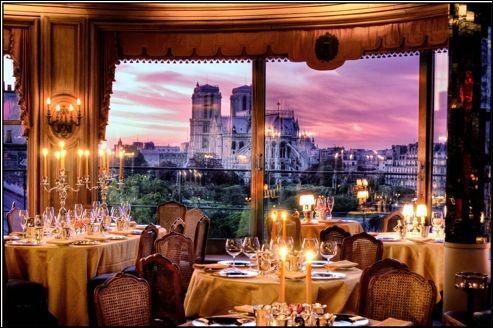 """""""La Tour d'argent"""" est un célèbre restaurant parisien, considéré comme l'un des plus anciens d'Europe. Mais dans quel arrondissement de Paris se situe-t-il ?"""