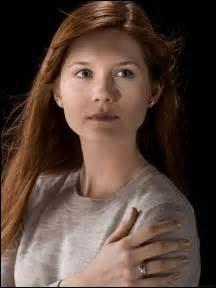 Venons en à l'épouse de Harry : Ginny. Pour le plus grand désespoir de Harry, est-elle morte ?