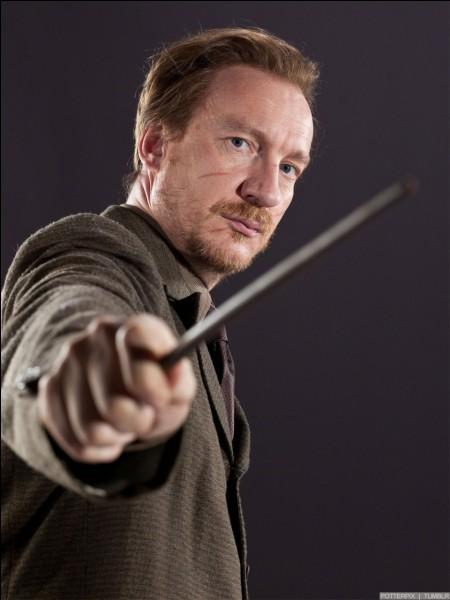 Lupin, Remus Lupin est mort ou je rêve ?
