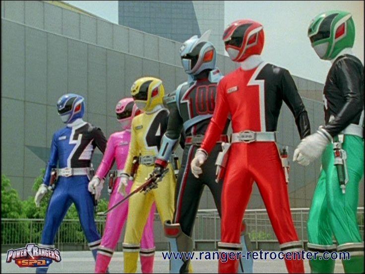 Une nouvelle police voit le jour en 2005, composée essentiellement de Rangers. Ce sont les Power Rangers SPD ! Que signifie ce sigle ?