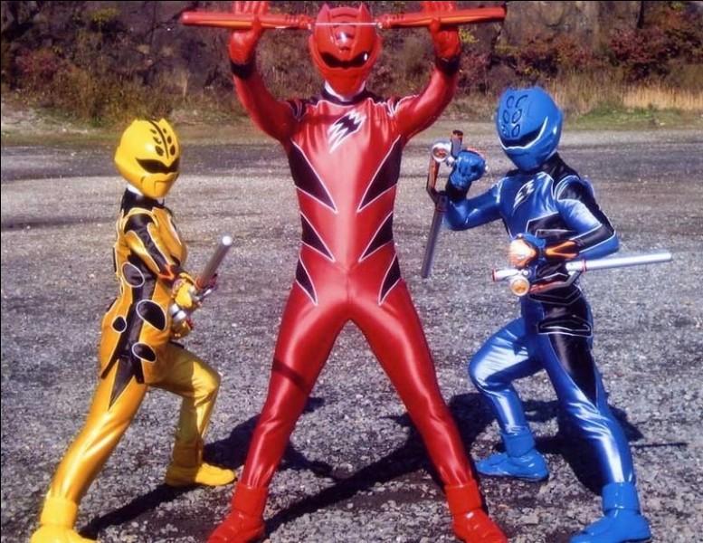 En 2008, une nouvelle équipe de Rangers est créée, connue sous le nom de Jungle Fury. Parmi les réponses proposées, quelle couleur n'existe pas dans cette 16e saison ? Le