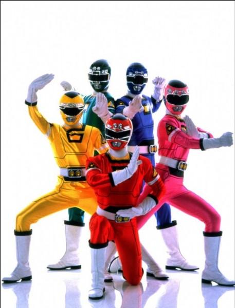 Après une victoire contre les forces du mal en 1996 avec le Crystal Zeo, c'est en 1997 à une nouvelle menace que la Terre doit faire face. Une armée de soldats, avec comme chef, une certaine Divatox s'apprête à la conquérir. Mais une nouvelle équipe de Rangers est créée, comment s'appelle-t-elle ?