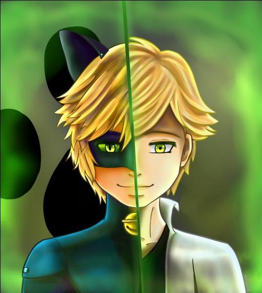 Dans quel épisode, Adrien (alias Chat Noir) était jaloux d'un autre garçon ?