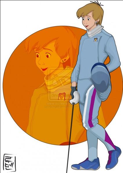 Arthur : - Bonjour Charlotte comme tu peux le voir je reviens de mon cours...