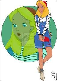 Alice : - Salut Chachounette, je reviens de mon cours de dessin. C'était fascinant. On a parlé du tableau de la Joconde peint part...