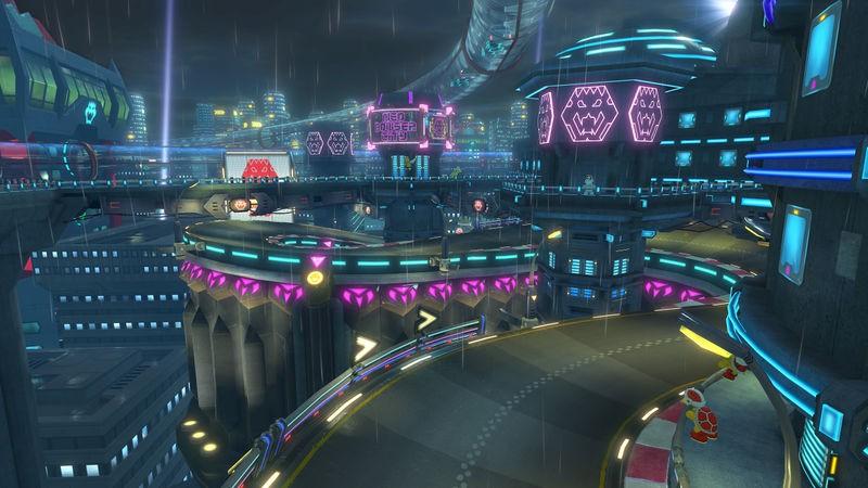 Circuits Mario Kart