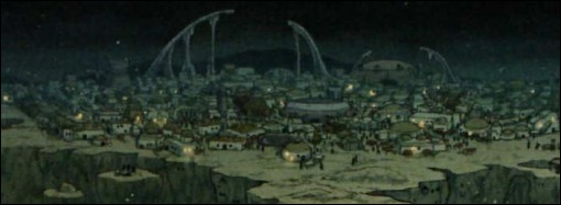 """La ville d'Eisleymos est inspirée de quelle ville de """"Stars Wars"""" ?"""
