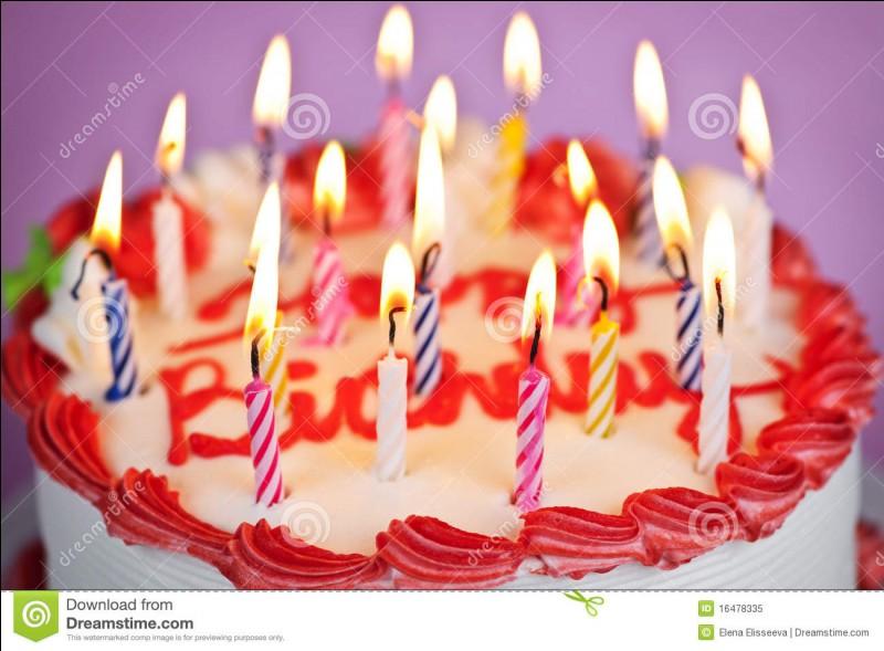 C'est l'anniversaire de ton ami(e) aujourd'hui ! Que fais-tu ?