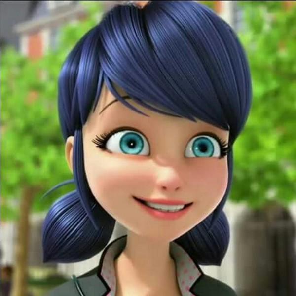 Qui est cette fille mignonne ?